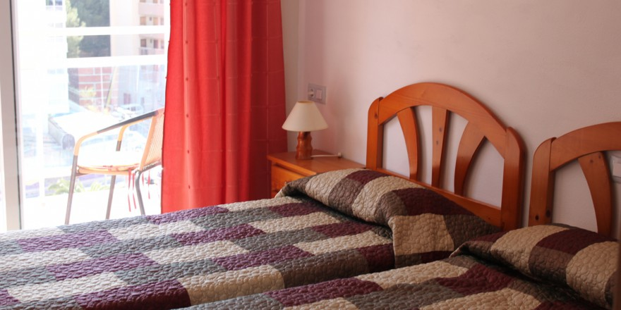La Rota 6C slaapkamer