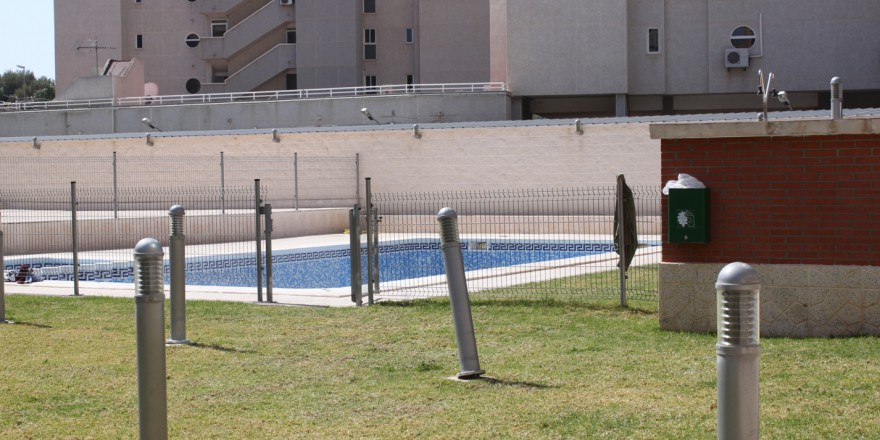 La Rota 6C zwembad